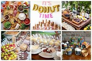 20 Food Bar Ideas Perfect for Your Next Event - Ideal Me