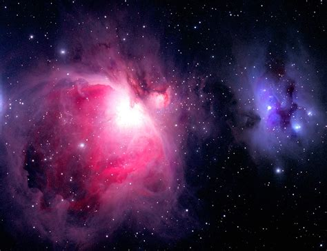 Sky in Orion Nebula - Pics about space