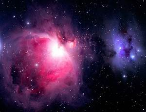 Purple Nebula M42 (page 3) - Pics about space