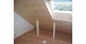 Poser Du Lambris Dans Les Combles : monter un plancher dans les combles libertalia ~ Premium-room.com Idées de Décoration