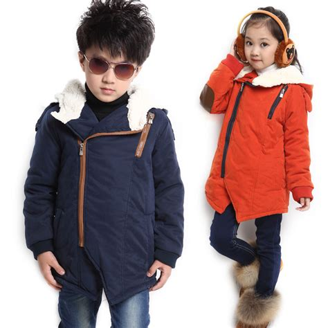 Kids Unisex Hoodie Fashion Winter Coat Winter Jacket - Winter Clothes