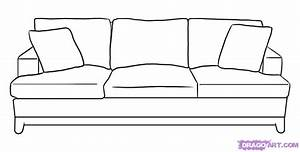How To Draw A Couch Step By Step Stuff Pop Culture