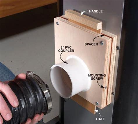 blast gate popular woodworking magazine