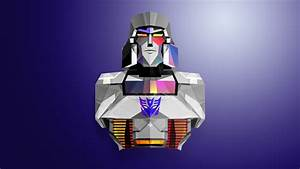 Abstract, Transformers, Megatron, Justin, Maller, Wallpapers