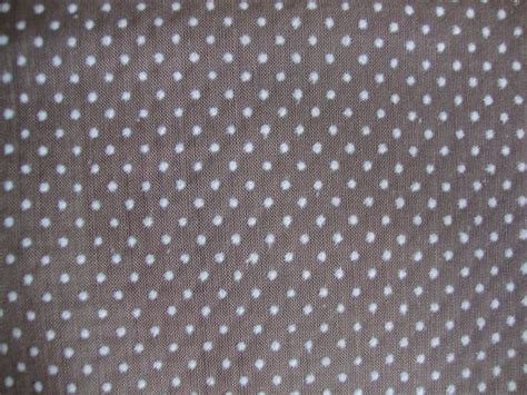 dotted swiss curtain fabric vintage 70s grey swiss dot fabric taupe cotton by