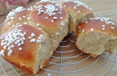 boulangerie une brioche sans lait sans beurre et sans