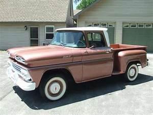 1961 Chevrolet Apache Pick