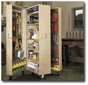 PDF DIY Woodworking Shop Tool Organization Ideas Download