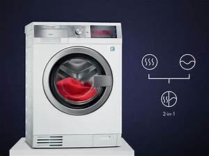 Schmale Waschmaschine Frontlader : wasch trockner kombi ~ Michelbontemps.com Haus und Dekorationen
