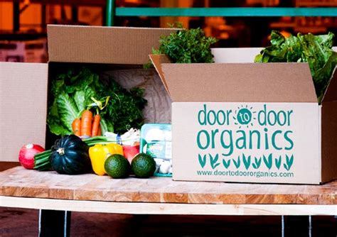 door to door organics colorado food tech connect skipping the grocery door to door