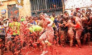 Photos Exciting And Stunning Photos From La Tomatina
