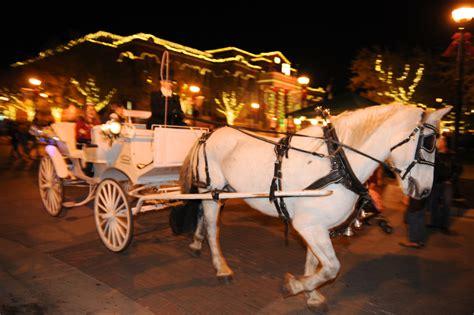 southlake tree lighting 2017 carriage rides southlake tourism tx official website