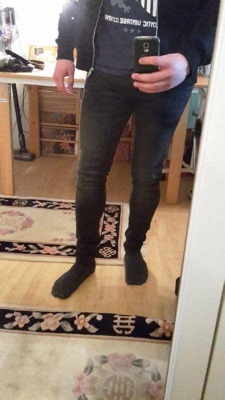 skinny jeans bei maennern fotos mode maenner kleidung