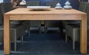 Table 12 Personnes : table carree 8 personnes avec rallonge ~ Teatrodelosmanantiales.com Idées de Décoration