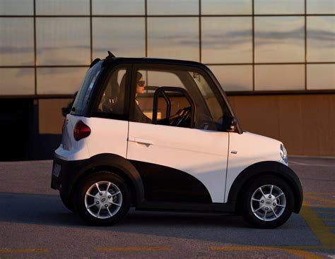 china 45km h electric car european approved electric smart