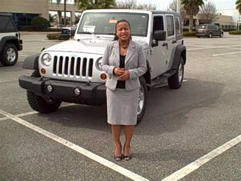 Greenway Dodge Chrysler Jeep by 2010 Jeep Wrangler Islander Greenway Dodge Chrysler Jeep