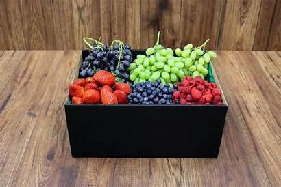 Box Berry Berries Fruit Boxes Fresh Kerry
