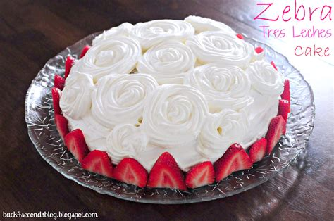 zebra tres leches cake   seconds