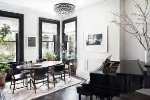 floor and decor ta design ideas black trim white walls the decorista