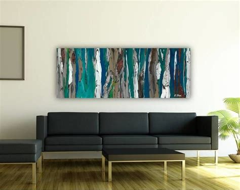 Teal Blue Living Room Decor by Contemporary Modern Artwork In Living Room Dining Room