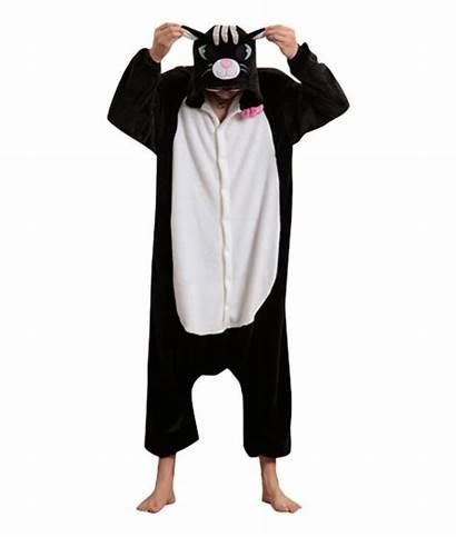 Cat Onesie Adult Costume Funzee Onesies Purrfect