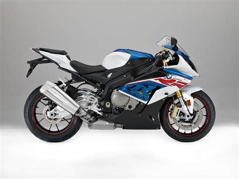 Bmw Motorcycles : 2017 Bmw S1000rr Review
