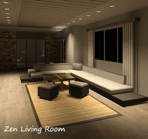 zen living room decor living room designed by estetix studio contemporary zen