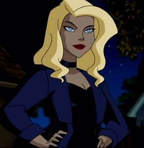 Black Canary Justice League Unlimited Black canary | Art ...