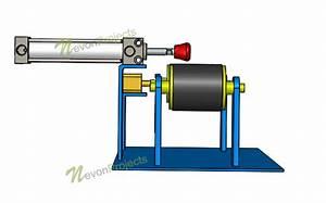 Pneumatic Material Separator System