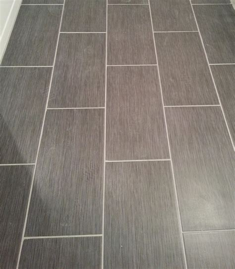 12x24 Bathroom Tile by Home Depot Metro Gris 12x24 Tile In My Bathroom