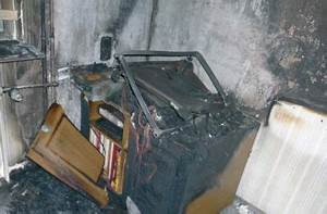 Fernseher Für 300 : brandgefahr durch fernseher institut f r schadenverh tung und schadenforschung der ~ Bigdaddyawards.com Haus und Dekorationen