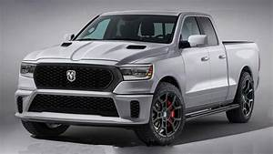 2019 Ram 1500 Hellcat Pickup 707 HP YouTube