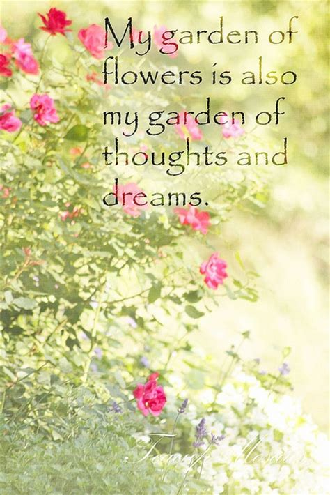 garden thoughts quotes quotesgram
