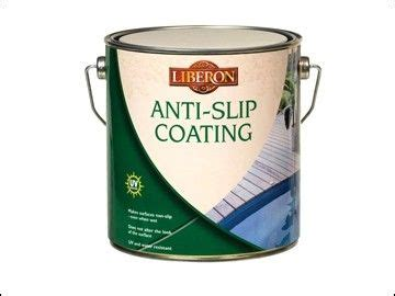 liberon anti slip coating  litre slip anti liter