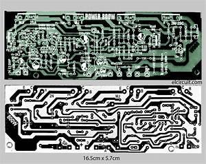 800w High Power Amplifier Circuit