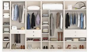 Caisson Dressing Pas Cher : kit dressing fabriquer un dressing ~ Premium-room.com Idées de Décoration