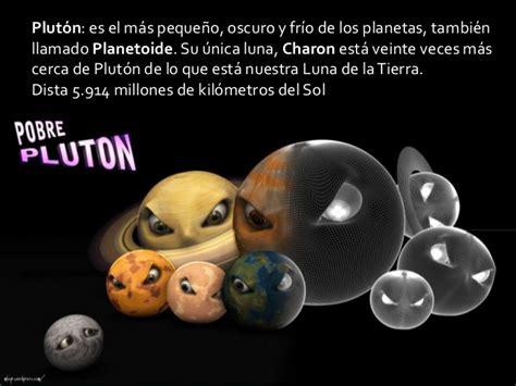 planetas y planetoides