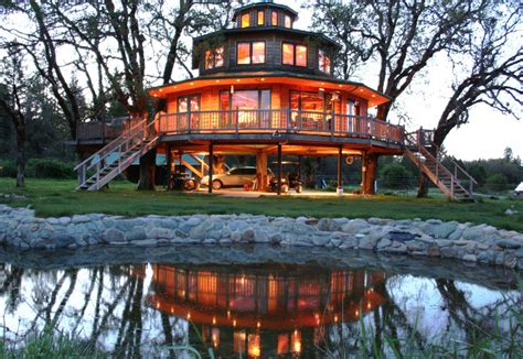 Amazing Treetop Hotels From Around The World