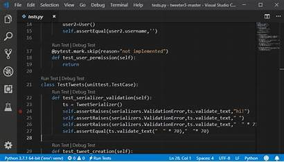 Python Code Vscode Programming Seo Coding Extensions