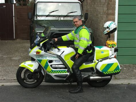 Motorcycle Ambulance?  Cbr Forum  Enthusiast Forums For
