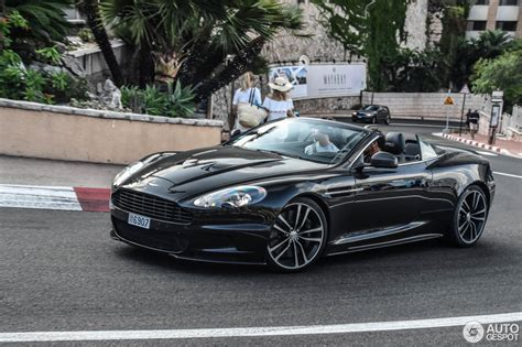 Aston Martin Dbs Volante Aston Martin Dbs Volante Ultimate Edition 30 December