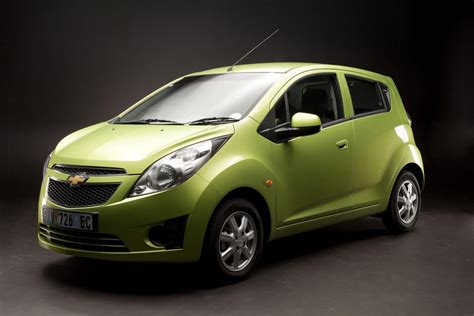 In4ride New Chevrolet Spark Breaks Out