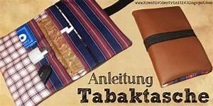 Leder Zum Basteln : tabaktasche handmade kultur ~ Frokenaadalensverden.com Haus und Dekorationen