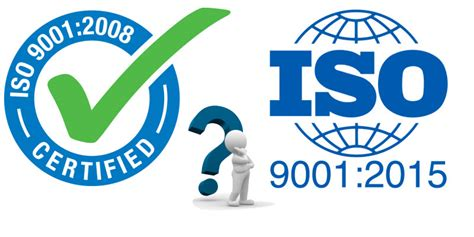Infographic Iso 90012015 Vs 2008 Revision  What Has