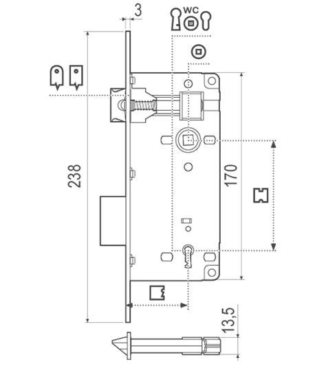 serrature per porte interne agb serrature patent grande