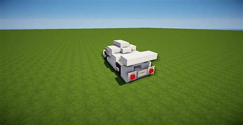 Sports Car Minecraft by Pixlatti Ghardo The Future Of Sports Cars Minecraft Project