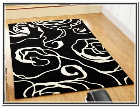 cheap white rug black and white area rugs 8x10 black and white area rugs