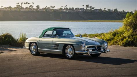 mercedes benz  sl roadster photo gallery