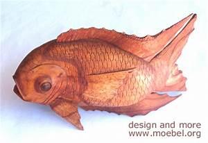 Fische Aus Holz : geschenkartikel dekoration kunst und kultur aus indonesien ~ Buech-reservation.com Haus und Dekorationen