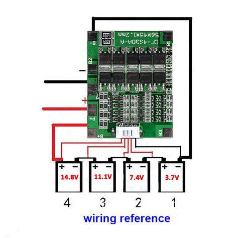 li ion lithium  battery bms packs pcb